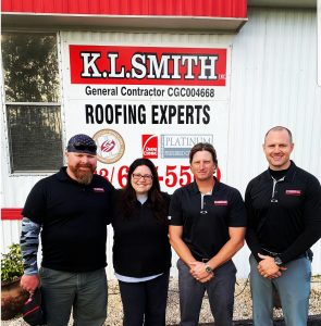 K.L. Smith Team photo